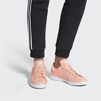 Adidas Stan Smith Bayan Originals Ayakkabısı Mercan/Beyaz | 27357-616 TR