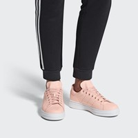 Adidas Stan Smith New Bold Bayan Originals Ayakkabısı Turuncu/Beyaz | 13029-408 TR