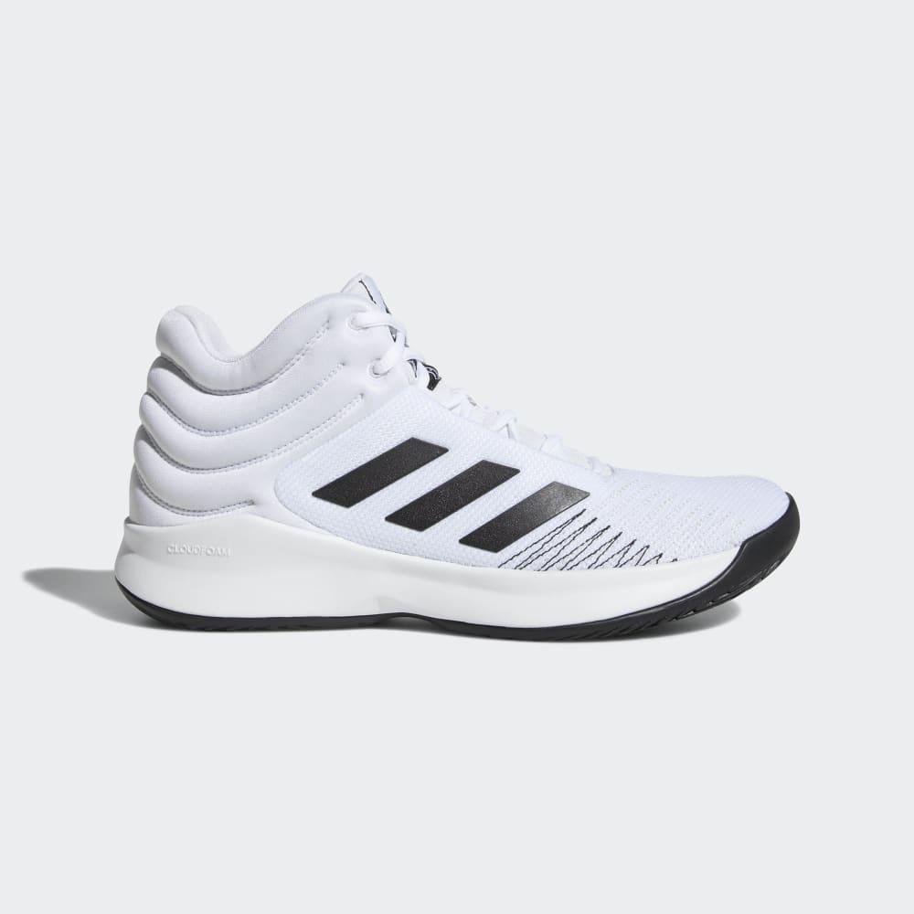 in stock 75e75 9a4fc Adidas Pro Spark 2018 Erkek Basketbol Ayakkabıları Siyah Beyaz Gri    51047-262 TR